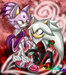 silvaze - sonic-shadow-and-silver icon