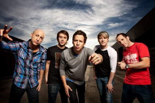 Simple Plan wallpaper with a carriageway called sp