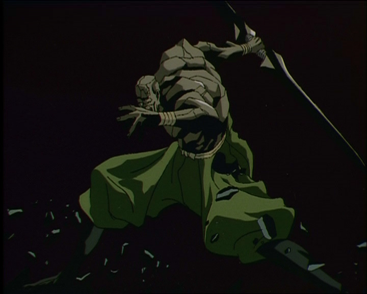 Ninja Scroll images tessai HD wallpaper - 171.3KB