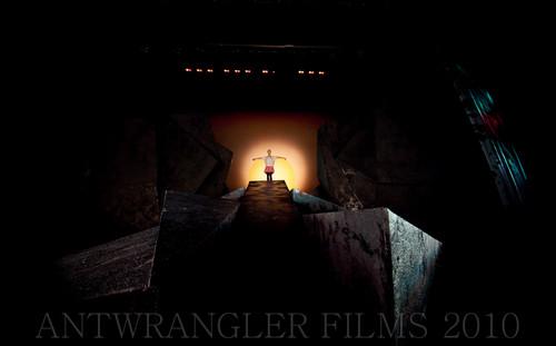 Black Swan => Behind the Scenes