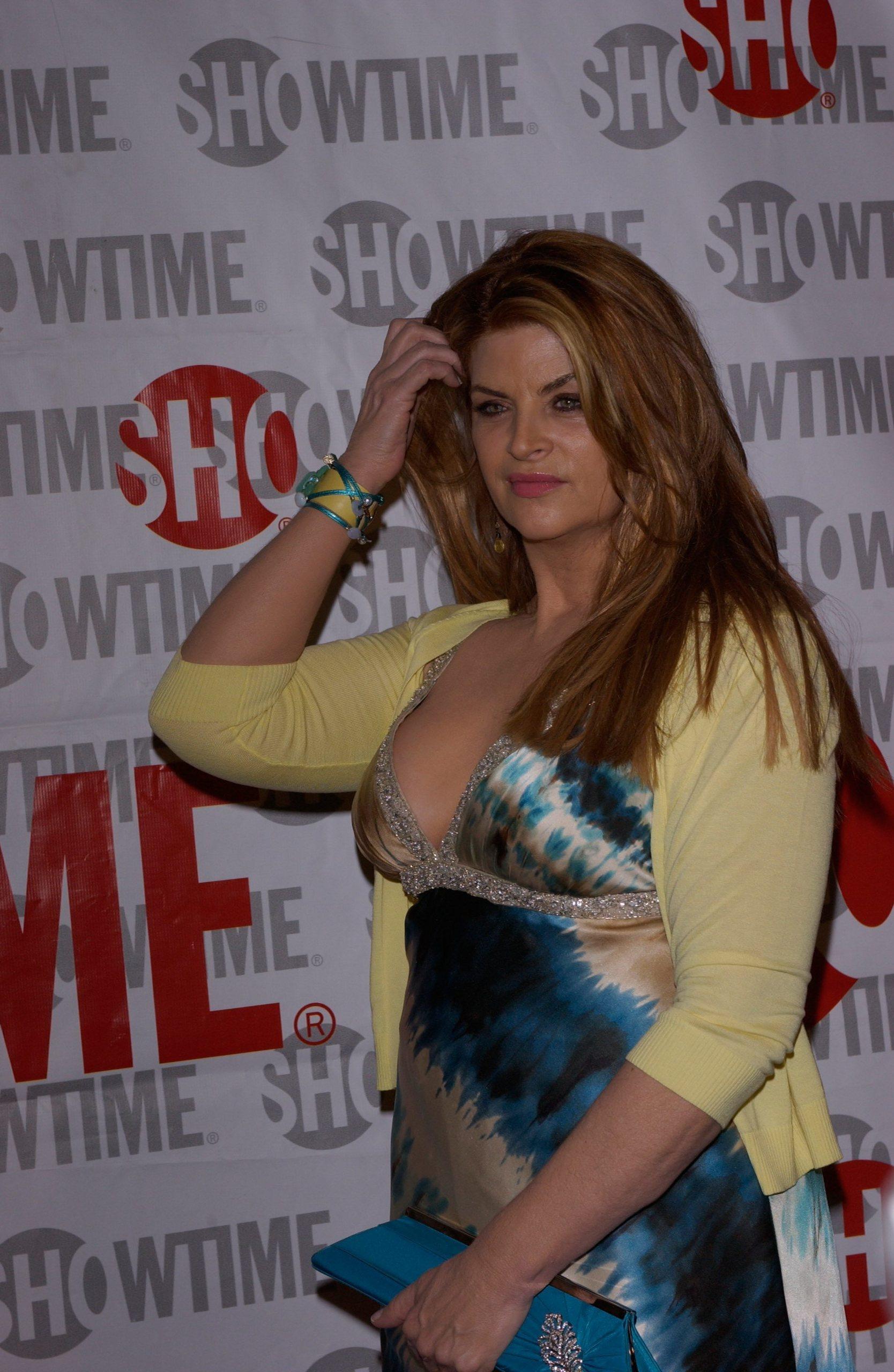 'Fat Actress' premiere