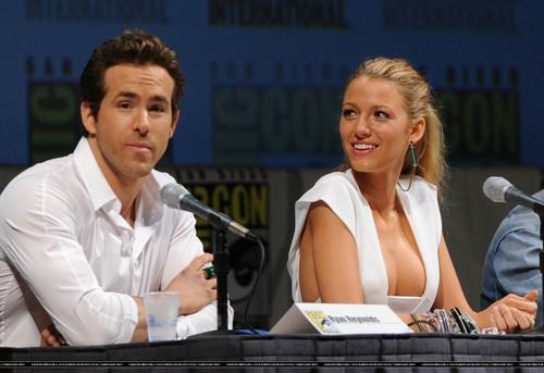"""""""Green Lantern"""" Press Conference (Comic-Con 2010)"""