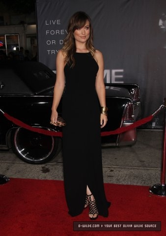 'In Time' Los Angeles Premiere [October 20, 2011]