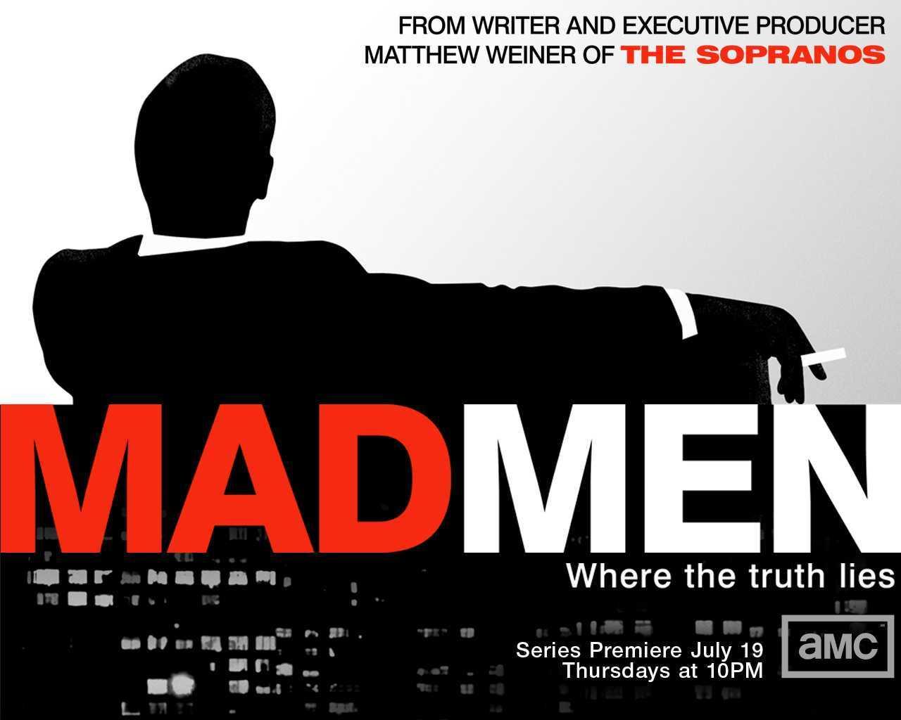 Mad Men  Wallpapers