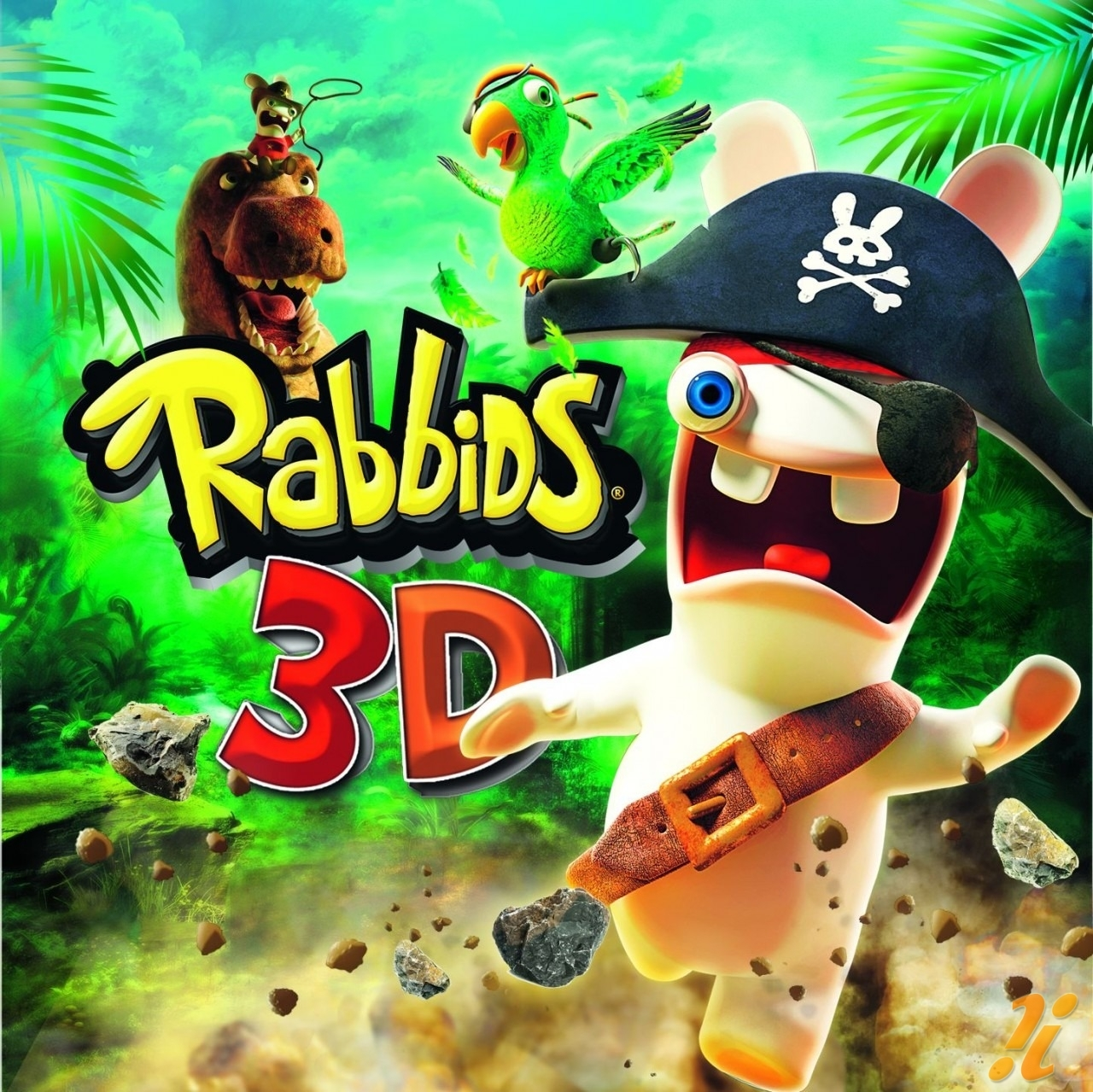 Rayman rabbids travel in time 3d