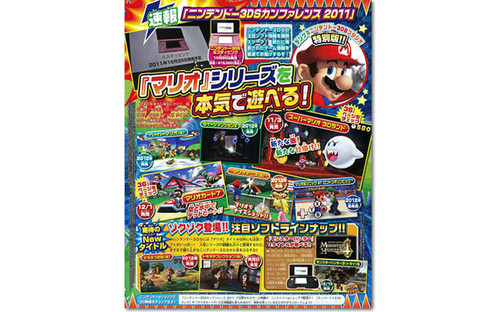 Mario Characters Обои containing Аниме titled 3DS Mario games