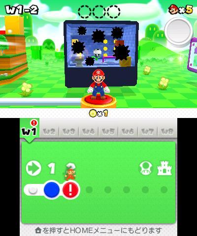 3DS Mario games - super-mario-bros Photo