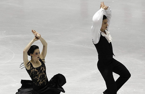 Tessa Virtue & Scott Moir wallpaper called 4CC - 2010