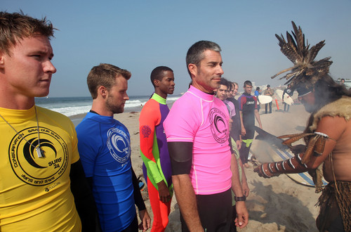 4th Annual Project Save Our Surf's 'Surf 2011 Celebrity Surfathon' – jour 1 [October 15, 2011]