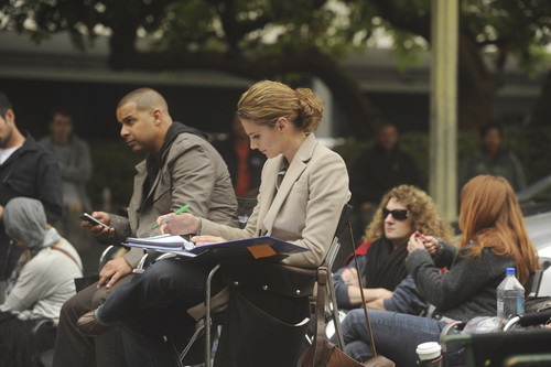 4x07 Cops and Robbers - Behind the Scenes
