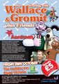 A night with Wallace and Gromit