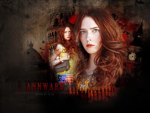 ANTM : ANN WARD ♥ 바탕화면