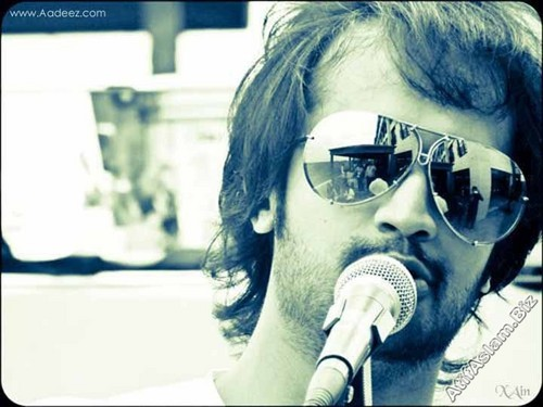Atif Aslam wallpaper containing sunglasses called ATIF ASLAM, THE BEST