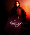 Always in our hearts - severus-snape fan art