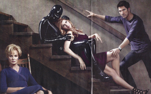 American Horror Story- EW Photoshoot