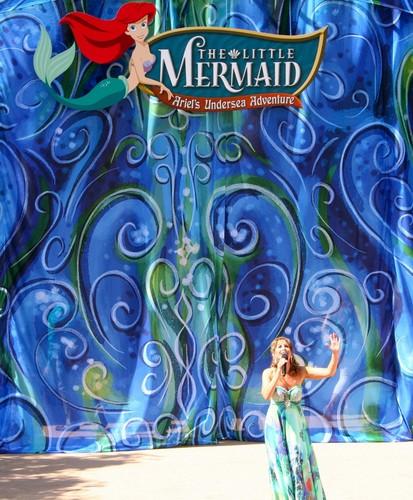 Ariel's Undersea Adventure - Jodi Benson