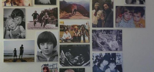 Asa's Bedroom walll ;)