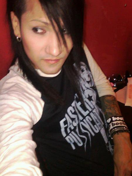 Ashley Purdy without Warpaint
