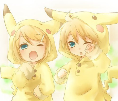 Attack of Rin!!