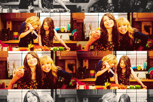 BFFs - best-friends-in-icarly Fan Art