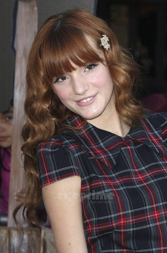 Bella Thorne and Pia Mia: 'Puss in Boots' Premiere in Westwood