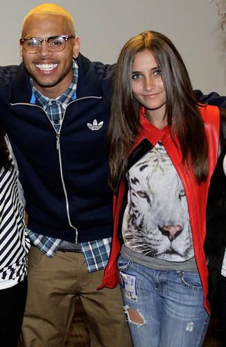 Better! Paris J with Chris Brown