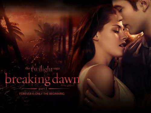 Breaking Dawn fondo de pantalla