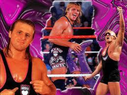 Bret and Owen Hart x - nikkibarrett Photo