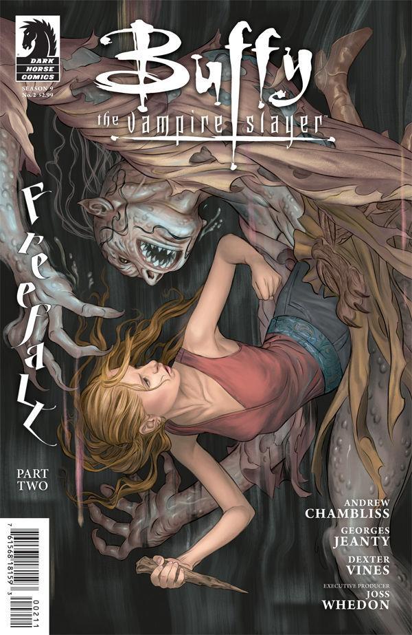 Buffy Season 9 Issue 2