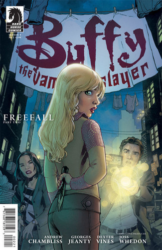 Buffyverse Comics achtergrond containing anime titled Buffy Season 9 Issue 2