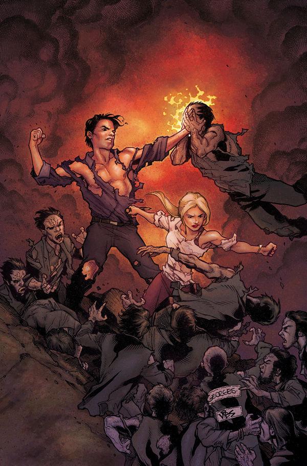 Buffy Season 9 Issue 3
