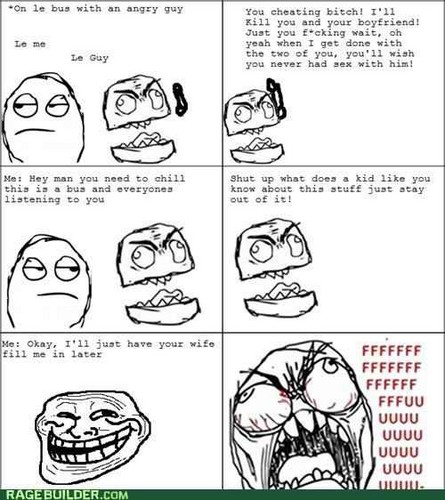 Bus rage