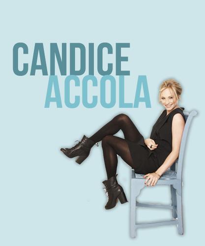 Candice. <3