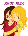 Carly & Sam - best-friends-in-icarly fan art