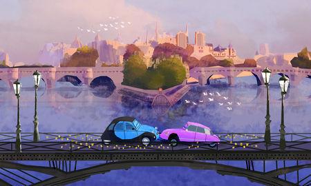 Cars 2 art!