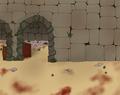 Castle BG w/ blood :3