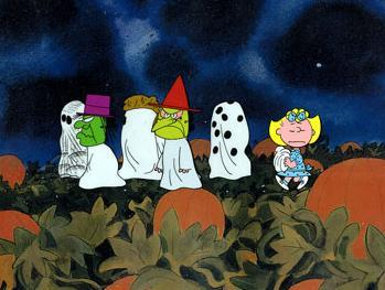 Charlie Brown Halloween Decorations
