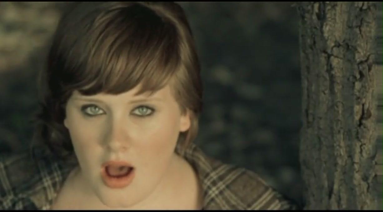 Chasing Pavements [Music Video] - Adele Image (26223117