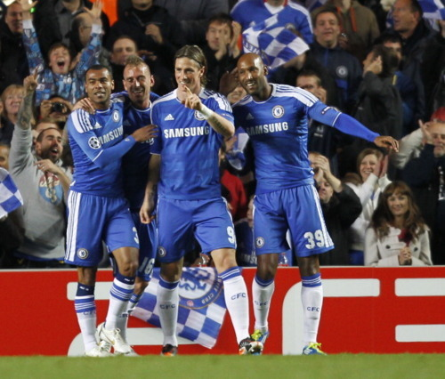 Chelsea 5 - 0 Racing Genk - fernando-torres Photo