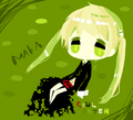 Chibi Maka - soul-eater fan art