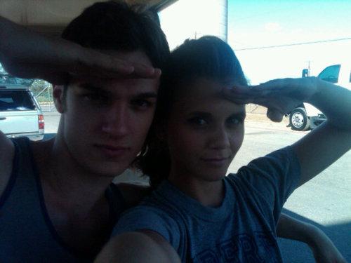 Christian and Alexandra