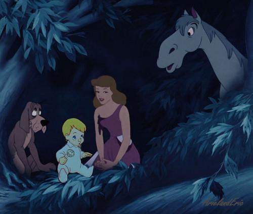 Cinderella and Baby