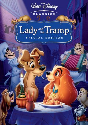 Classic - Lady and the Tramp