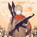 Combat - hetalia-russia%E2%9D%A6 photo