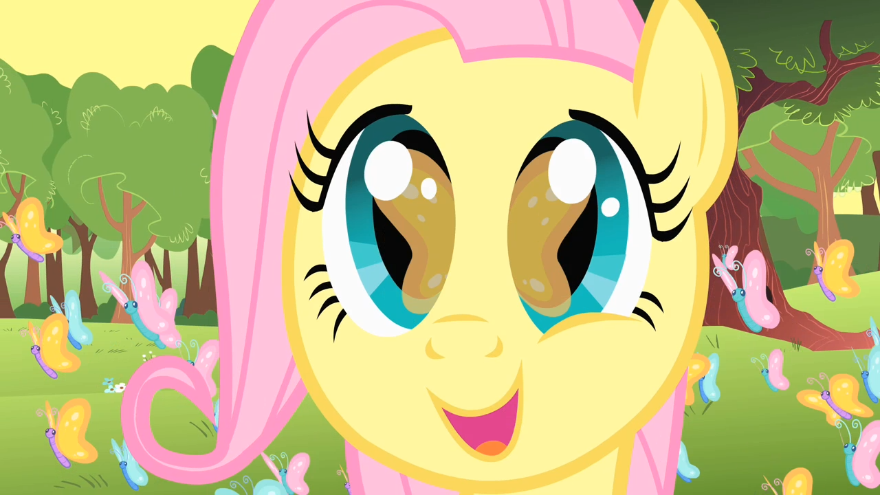 This place needs a Fluttershy thread! - House of D'aww ...