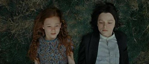 DH2 - severus-snape-and-lily-evans Screencap