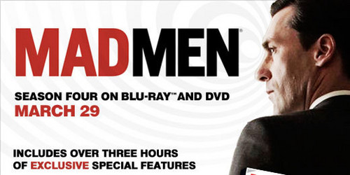 DVD and Blu-ray - mad-men Photo
