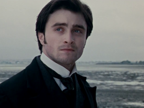 Daniel Radcliffe Wallpaper - The Woman In Black