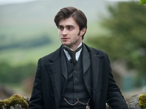 Daniel Radcliff fond d'écran with a business suit and a well dressed person entitled Daniel Radcliffe fond d'écran - The Woman In Black
