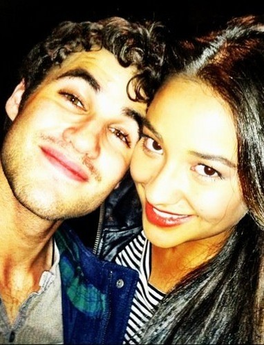 Darren and Shay mitchell